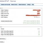 Bubble UPNP Server